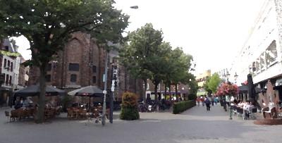 Verkaufsoffene Sonntage in Roermond